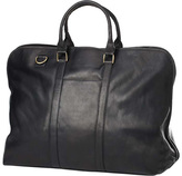Clava Leather Weekender Satchel