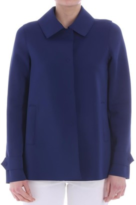 Harris Wharf London Neoprene Coat