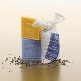 Lavender Sachet and Shea Soaps Set
