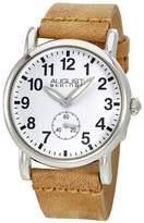 August Steiner White Ladies Watch