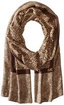 MICHAEL Michael Kors Norfold Desert Tweed Oblong