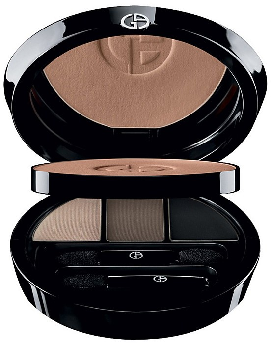 Armani Pocket Book Palette, Neo Black