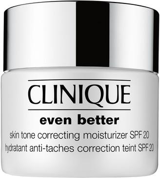 Clinique Even Better Skin Tone Correcting Moisturizer Broad Spectrum SPF 20