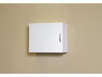 "ClosetMaid 20"" H x 24"" W x 12"" D Flat Panel Single Door Wall Cabinet"
