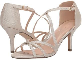 Paradox London Pink Lydia (Silver) Women's Shoes