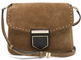 Givenchy Nobile small suede cross-body bag