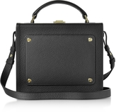 Meli-Melo Black Leather Art Bag