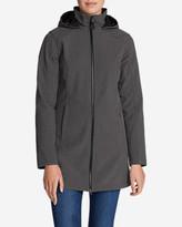 Eddie Bauer Women's Windfoil® Elite Hooded Trench Coat II