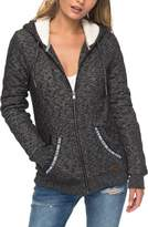 Roxy Women's Trippin Fleece Trim Hoodie