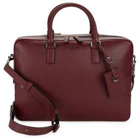 Michael Kors Bryant Large Leather Briefcase