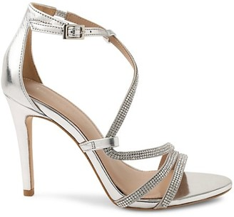 BCBGeneration Jalila-2 Embellished Stiletto Sandals