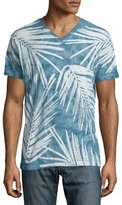 Sol Angeles Ghost Palm V-Neck T-Shirt