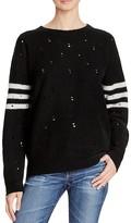 Current/Elliott The Crewneck Destroy Sweater