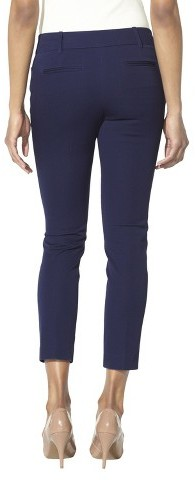 Mossimo Women's Modern Fit Ankle Pant - Assorted Colors