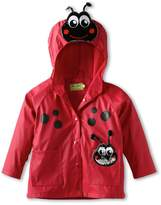 Western Chief Ladybug Raincoat Girl's Coat