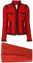 Chanel Pre Owned two-piece skirt suit