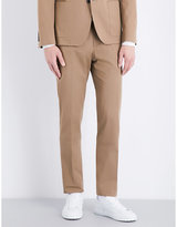 Joseph Slim-fit Wool-blend Trousers