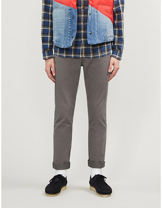 Polo Ralph Lauren Bedford slim-fit stretch-cotton trousers