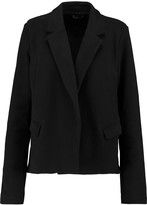 James Perse Cotton-fleece coat