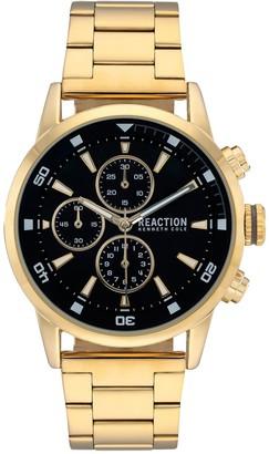 Kenneth Cole Reaction Men's Goldtone Watch