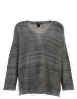 Avant Toi Linen And Wool Sweater