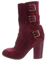Laurence Dacade Suede Merli Ankle Boots