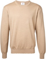 Kent & Curwen crew neck jumper - men - Wool - S