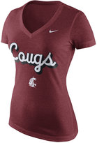 Nike Women's Washington State Cougars Script T-Shirt