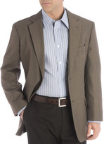 Haggar Micro Check Sport Coat - Classic Fit