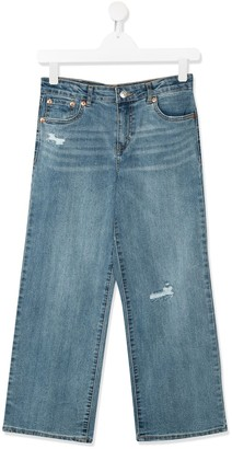 Levi's TEEN straight leg jeans