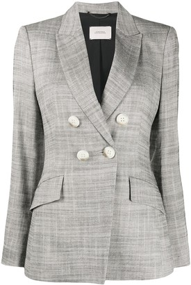 Dorothee Schumacher Double-Breasted Fitted Blazer