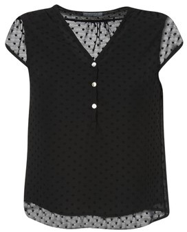 Casual Attitude IGIULIO women's Blouse in Black