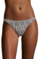 Vitamin A Tamarindo Printed Bikini Bottom
