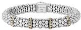 Lagos Women's 'Enso' Two-Tone Rope Caviar(TM) Bracelet