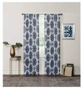 Eclipse Olivia Thermaweave Blackout Curtain Panel