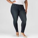 Denizen from Levi DENIZEN®; from Levi's®; Women's Plus Size Essential Stretch Shaping Curvy Skinny Jeans