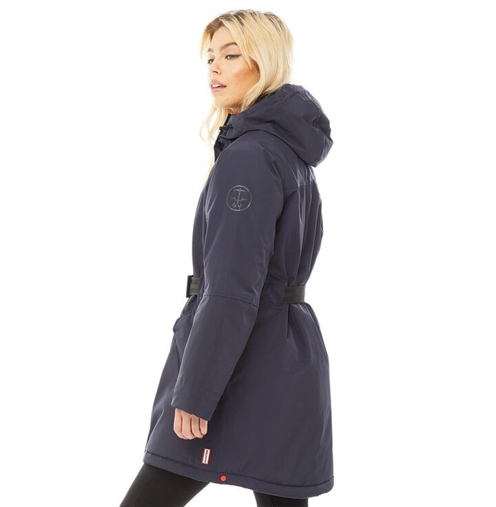 Thumbnail for your product : Hunter Womens Original Insulated Parka Navy
