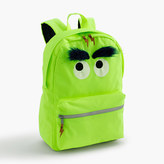 J.Crew Kids' Max the Monster furry backpack