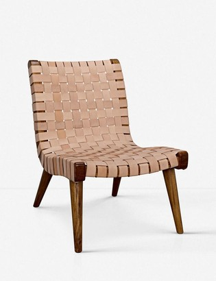 Lulu & Georgia Tiyana Leather Accent Chair