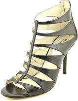 Michael Kors Mavis Open Toe Leather Sandals (7.5)