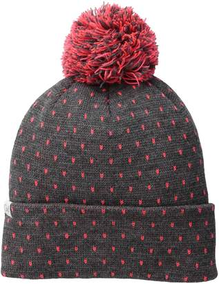 Coal Women's The Dottie Cuffed Beanie with Pom Pom