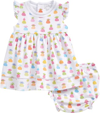 Kissy Kissy Pineapple Island Print Dress