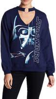Freeze Star Wars Choker Fleece Sweatshirt