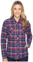 Kuhl Amaya Lined Flannel Shirt