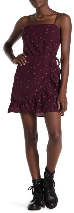Cotton On Kiki Printed Woven Summer Mini Dress