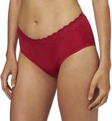 Warner's Lace Trim Hipster Panty
