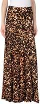 Roberto Cavalli Long skirts - Item 35317965