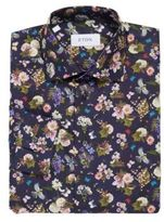 Eton Slim-Fit Printed Shirt
