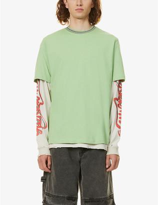 Stussy Jacob cotton-jersey T-shirt