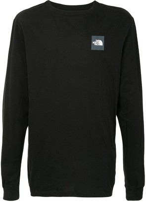 The North Face Box logo patch cotton T-shirt